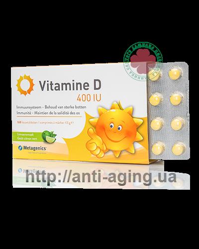 Vitamin D 400 IU / Витамин Д